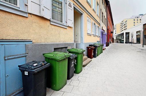 Müllgebühr steigt erneut