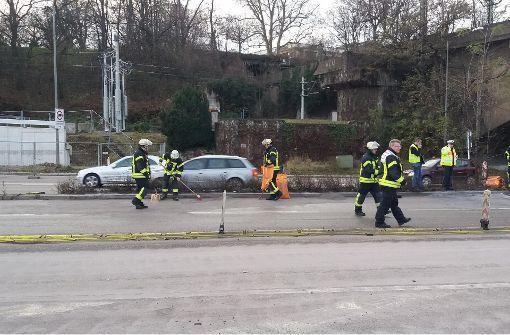 Unfall führt zu Chaos im Feierabendverkehr