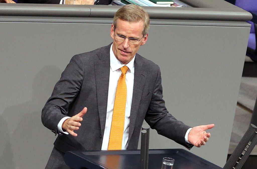 Als Experte gefragt: Clemens Binninger leitet das Parlamentarische Kontrollgremium, das die Geheimdienste beaufsichtigt. Foto: dpa