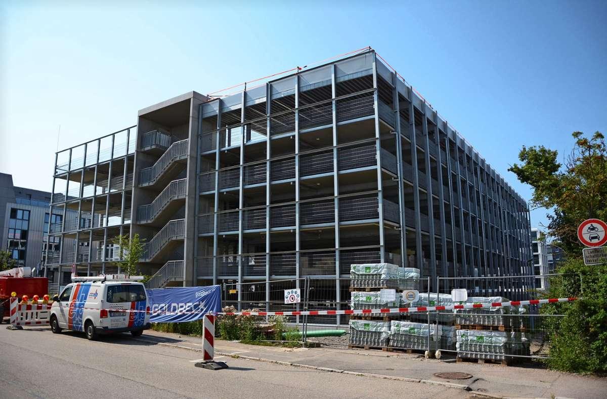 Im September sollen die ersten Mitarbeiter an dem neuen Standort in Leinfelden anfangen. Foto: Philipp Braitinger