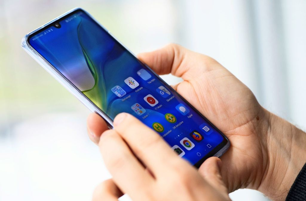 Smartphones von Huawei sollen keine  Google-Apps  mehr erhalten. Foto: dpa