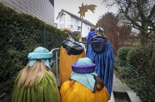 Katholische Kirche schickt keine Sternsinger zu Haustüren