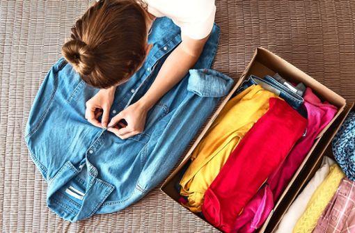 Schont  Kleidung aus zweiter Hand die Umwelt?