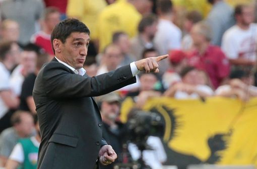 VfB will mit Korkut verlängern