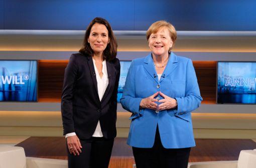 Angela Merkel nennt Trumps G7-Entscheidung deprimierend