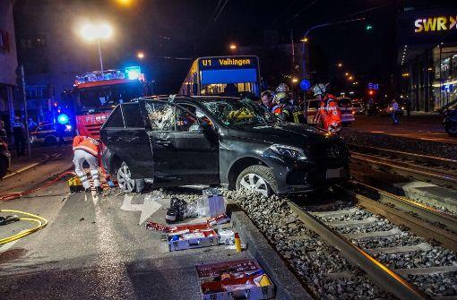 Zwei Verletzte und hoher Schaden