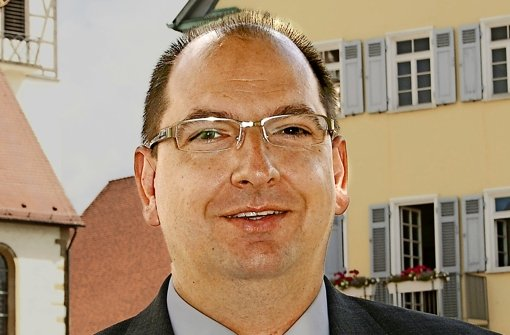 Uwe Seibold bleibt Bürgermeister