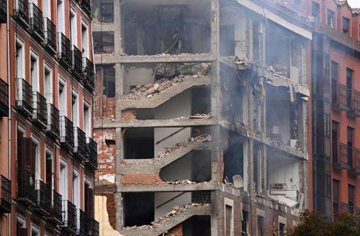 Mehrere Tote  in Spaniens Hauptstadt