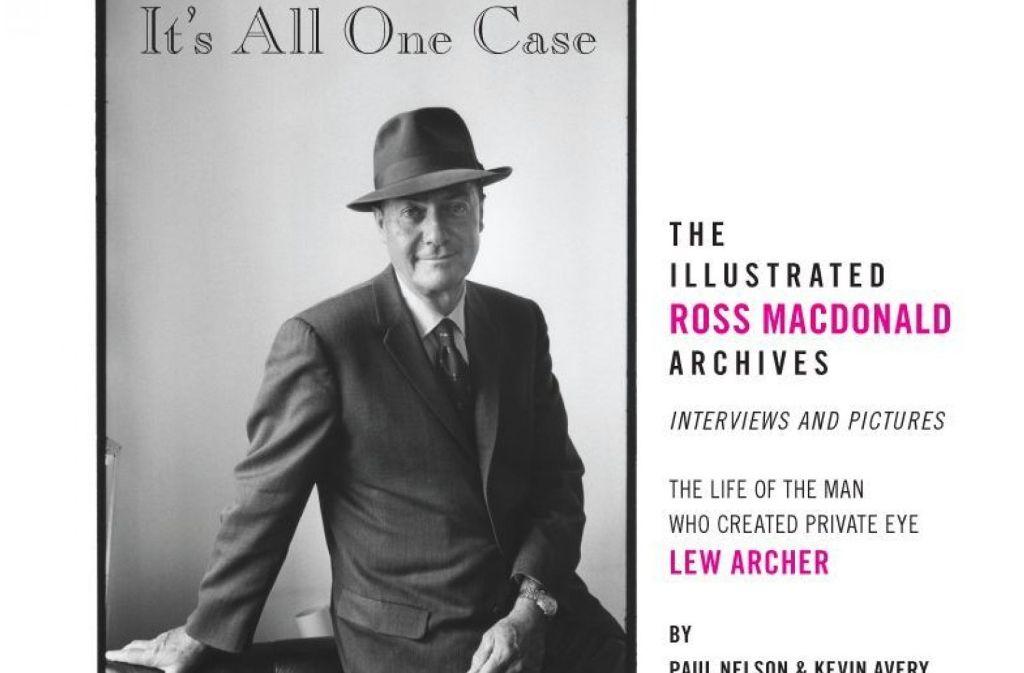 Ein üppiger Bild- und Interviewband gibt Einblick ins Denken und Schreiben von Ross Macdonald alias Kenneth Millar Foto: Fantagraphics