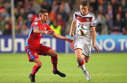 U21-Spieler Jan Kliment kommt