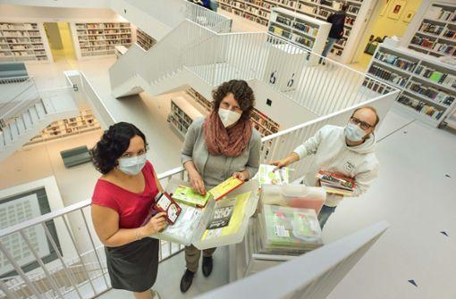 Bücherauswahl, Verleih, Budget – So funktioniert die Bücherei