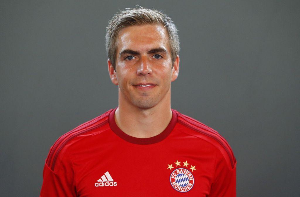 2003 kam der damals 20-Jährige zum VfB Stuttgart. Philipp Lahm galt als zu talentiert für die Jugend des FC Bayern München. Daraufhin wurde er dem VfB ausgeliehen. Er spielte dort insgesamt 53 Spiele und erzielte zwei Tore. Foto: AP