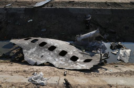 Passagierjet vermutlich abgeschossen – Untersuchung läuft