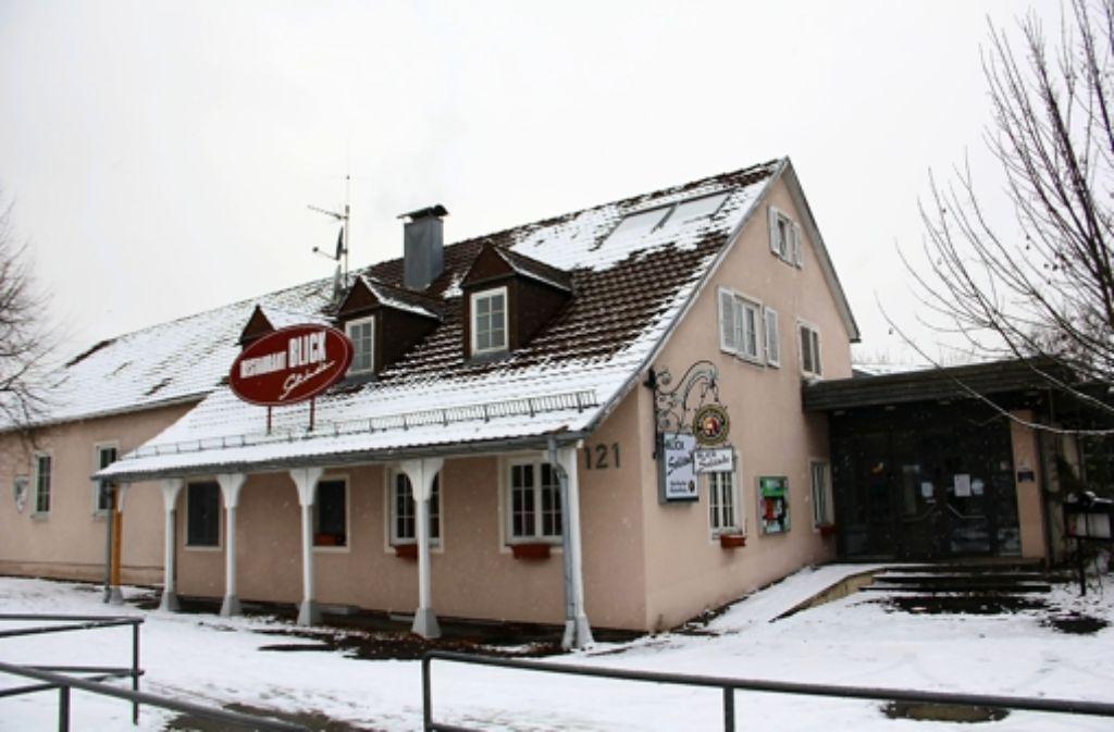 Ein Teil des ehemaligen Vereinsheims der SG Weilimdorf, der separate Saal,  soll so bald wie möglich örtlichen Vereinen zur Verfügung stehen. Foto: Archiv Torsten Ströbele