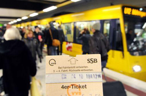 Ticketpreise in drei Städten des Südwestens günstig
