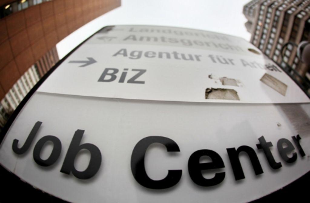 Wo das Stammheimer Jobcenter in Zukunft unterkommen wird, ist noch unklar. Foto: dpa