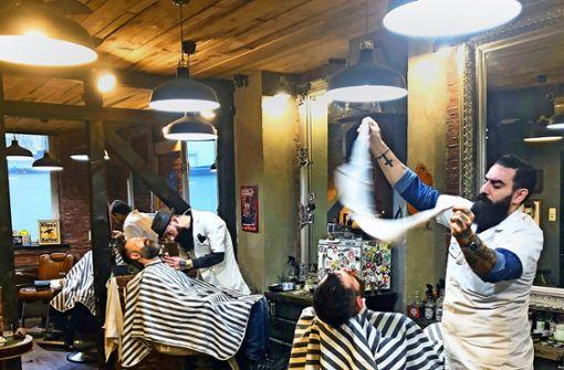 Friseure kritisieren Barbershops