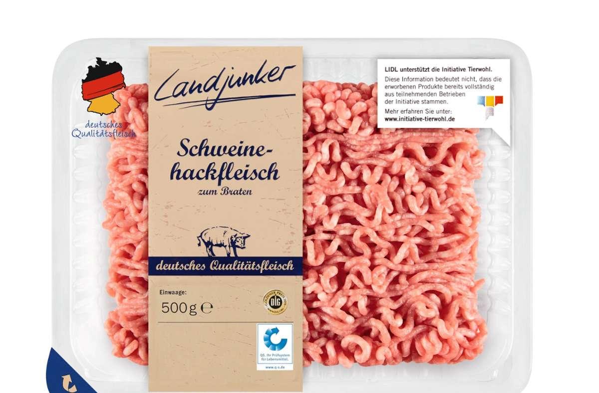 Unter Marken wie Landjunker und Meine Metzgerei wird Tönnies-Fleisch in deutschen Supermärkten gehandelt. Foto: obs/SB-Convenience GmbH