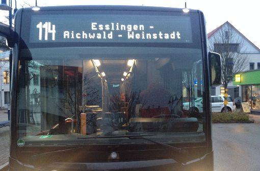 Route über den Schurwald