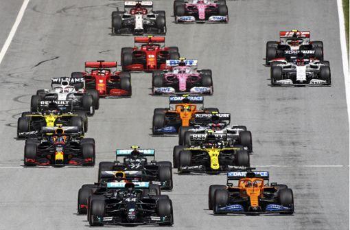 22  Formel-1-Rennen – aber keines in Deutschland