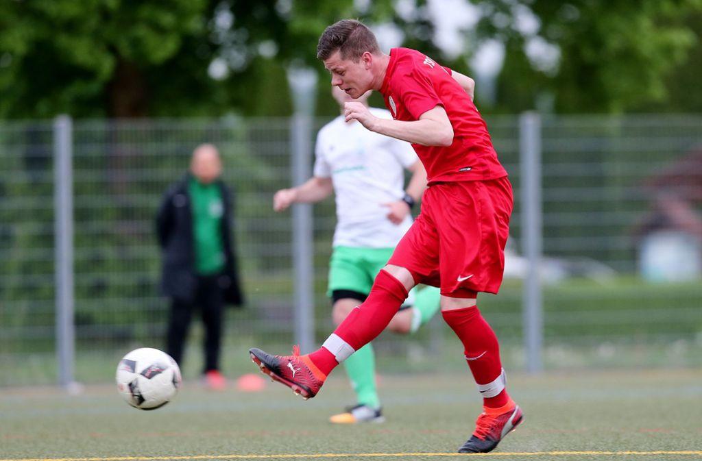 Patrick Schildt fehlt den Waldenbuchern im letzten Punktspiel verletzungsbedingt. Foto: Pressefoto Baumann