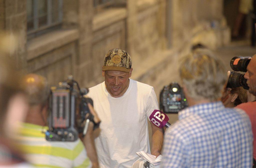 Jan Ullrich ist auf Mallorca vorübergehend festgenommen worden. Foto: STARPRESS
