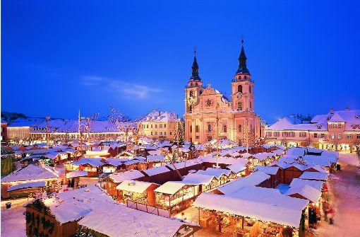 Zwölf Fakten zum Weihnachtsmarkt