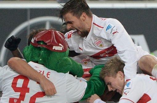 Der VfB holt sich den verdienten Sieg