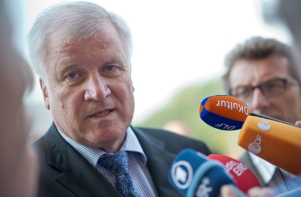 Horst Seehofer hat seine Spitzenkandidatur für die nächste Landtagswahl in Bayern ausgerufen. Foto: dpa