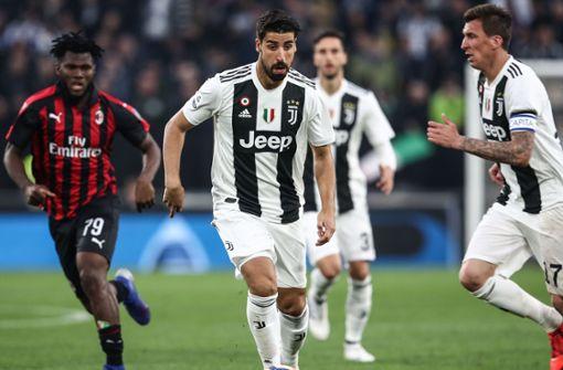 Spekulationen um Abschied bei Juventus Turin