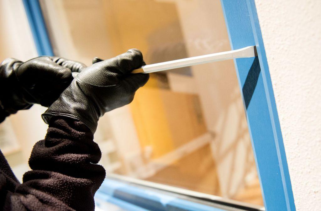 Der Täter verschaffte sich über die Gewächshäuser Zutritt zu den Büroräumen und durchwühlte sie (Symbolbild) Foto: dpa/Daniel Bockwoldt