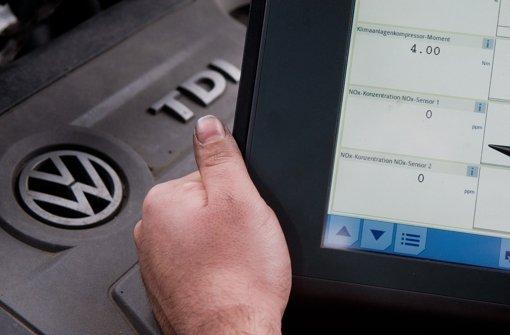 Razzia bei Volkswagen
