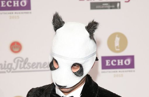 Unter der Panda-Maske steckte schon mal ein Double