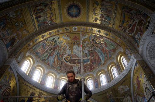 Eine Hagia Sophia für Serbien