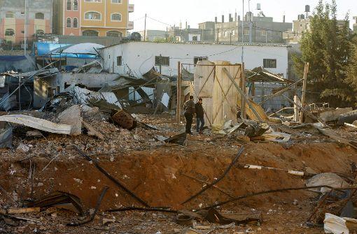 Hamas: Zwei Tote durch israelischen Raketenangriff