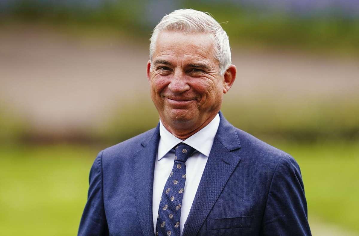 Nach den letzten Spielen der Fußball-EM zieht Innenminister Thomas Strobl nun eine positive Bilanz. Foto: dpa/Uwe Anspach