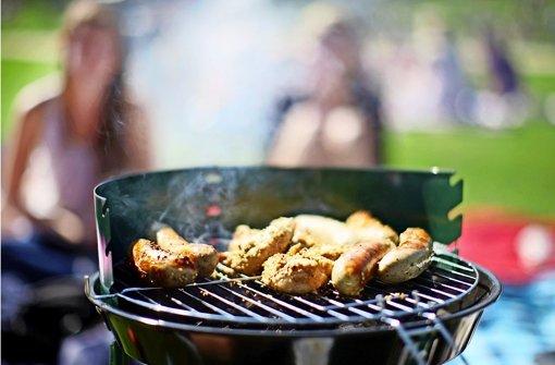 Hoch Finchen sorgt für Grill-Wetter
