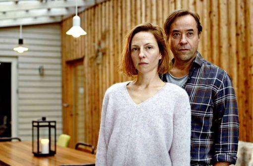 Zwei Familien in der Schreckensblase