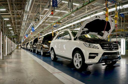 Autoindustrie auf falschem Kurs