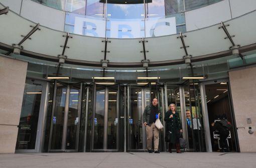 BBC streicht 450 Stellen