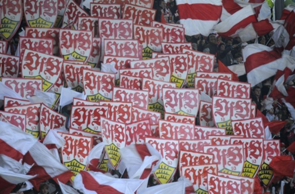 Der Jubel der VfB-Fans ist nicht so laut, dass in der Nachbarschaft nicht gewohnt werden könnte. Das haben nun Messungen ergeben. Foto: Archiv