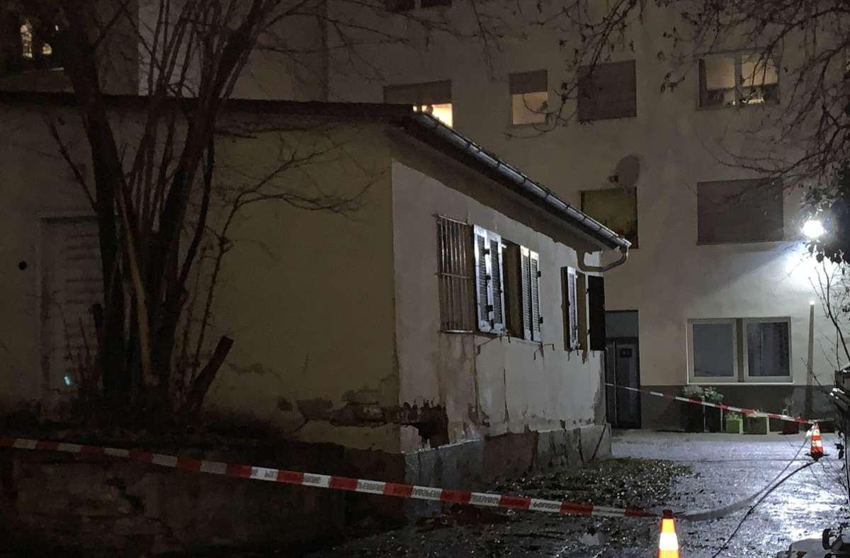 Die Feuerwehr wurde zu einem Einsatz in den Stuttgarter Westen gerufen. Foto: 7aktuell.de/ /7aktuell.de