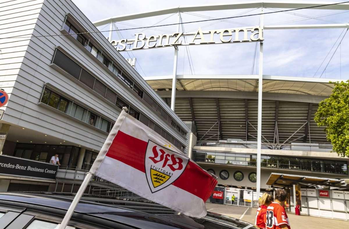 Die Stadt unterstützt den VfB mit einem Kredit beim Stadion-Umbau. Foto: imago images/Arnulf Hettrich