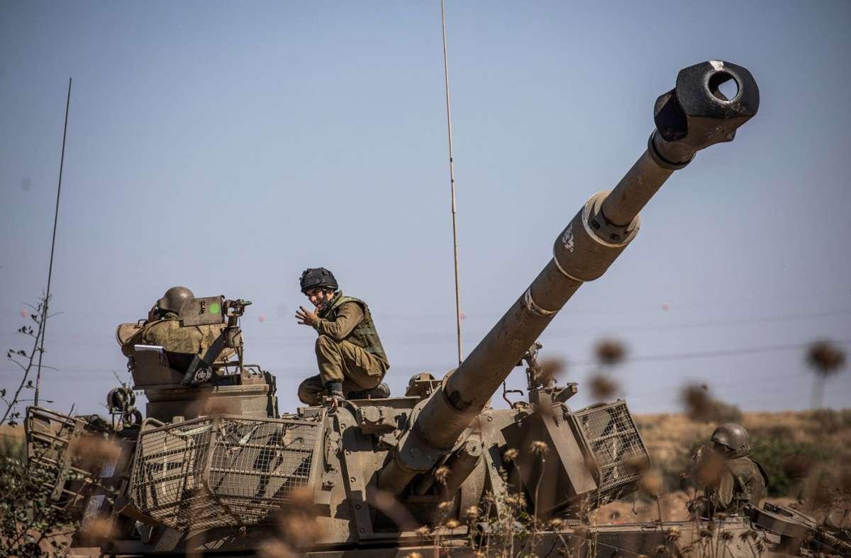 Die Lage in Nahost spitzt sich weiter zu. Foto: dpa/Ilia Yefimovich