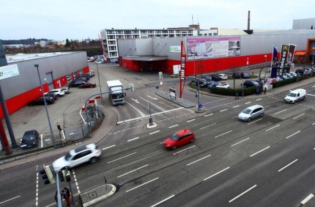 Auch künftig will die Verwaltung keine Geschäfte auf dem Bigpark-Areal. Foto: factum/Weise
