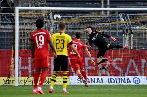 Kimmich schießt den FC Bayern zum Sieg gegen den BVB