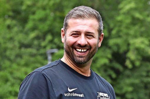SV Fellbach: Vertrauen in den Trainer