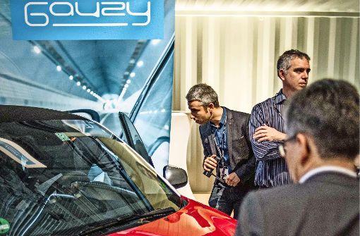 Zieleinlauf auf der Start-up Autobahn von Daimler