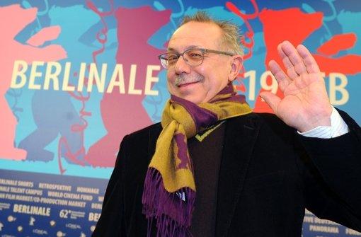 Der Berlinale-Chef Dieter Kosslick Foto: dpa-Zentralbild