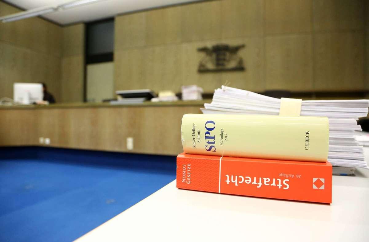 Urteil am Landgericht Baden-Baden (Symbolbild) Foto: imago/Markus Prosswitz